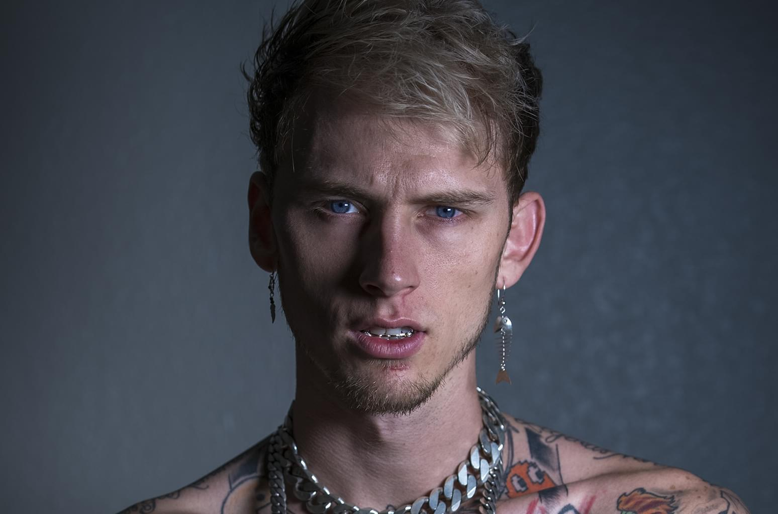 Machine Gun Kelly confirms hooking up with Halsey