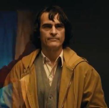 First Look At Joaquin Phoenix In Full 'Joker' Makeup!