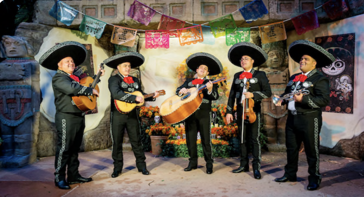 Guy hires Mariachi band to sing to Girlfriend…turns out she's married to the Lead Singer!