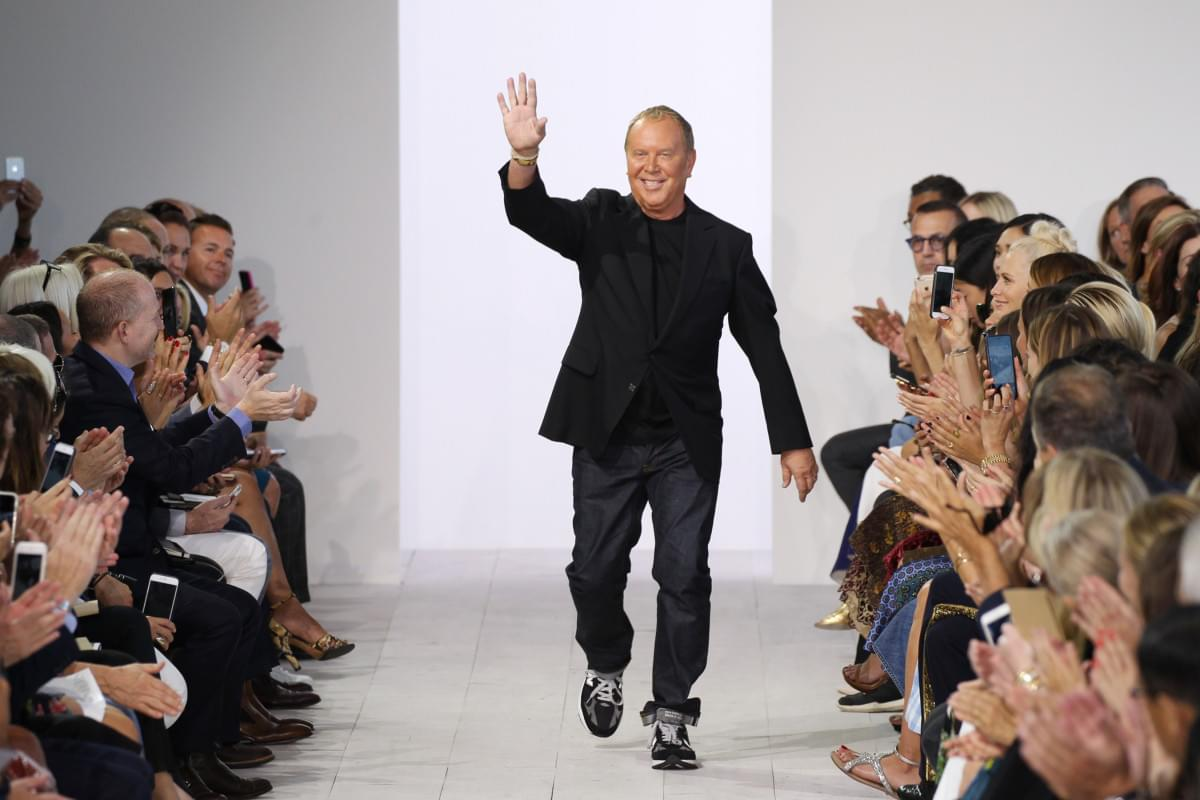 Michael Kors May Take Versace