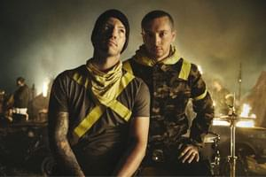 June 21: Twenty One Pilots