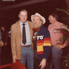 Willie Nelson Wore The World Famous Astros Sweater Before Kate Upton Was Even Born