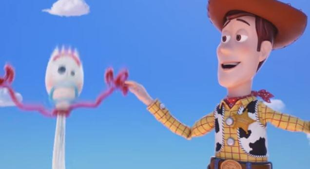 NEW: Toy Story 4 Trailer