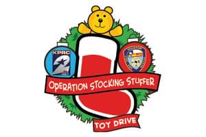 Operation: Stocking Stuffer Toy Drive 2018