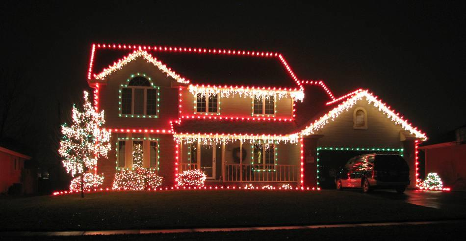 Man Wins 4-Year Battle Over Holiday Lights Display! - Man Wins 4-Year Battle Over Holiday Lights Display! 104.1 €� KRBE