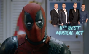 Deadpool Wants You To Respect Nickelback In New Video