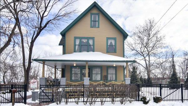 The House From 'A Christmas Story' is Available to Rent