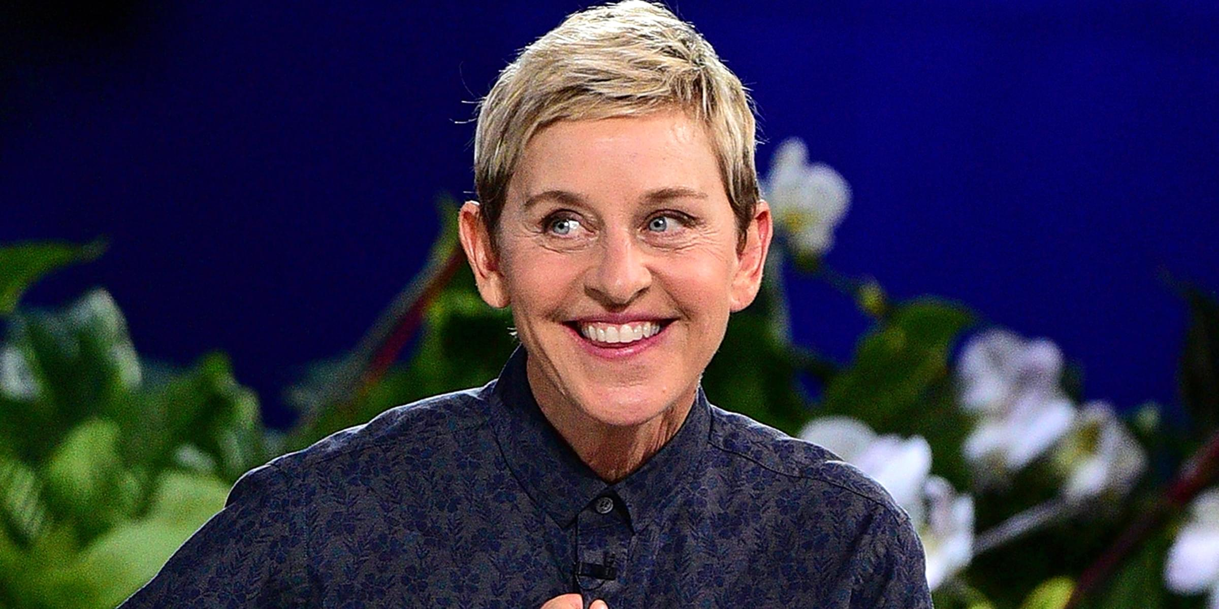 Ellen Degeneres Helps Couple