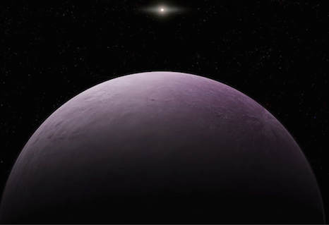 Astronomers Have Discovered A New Dwarf-Sized Planet