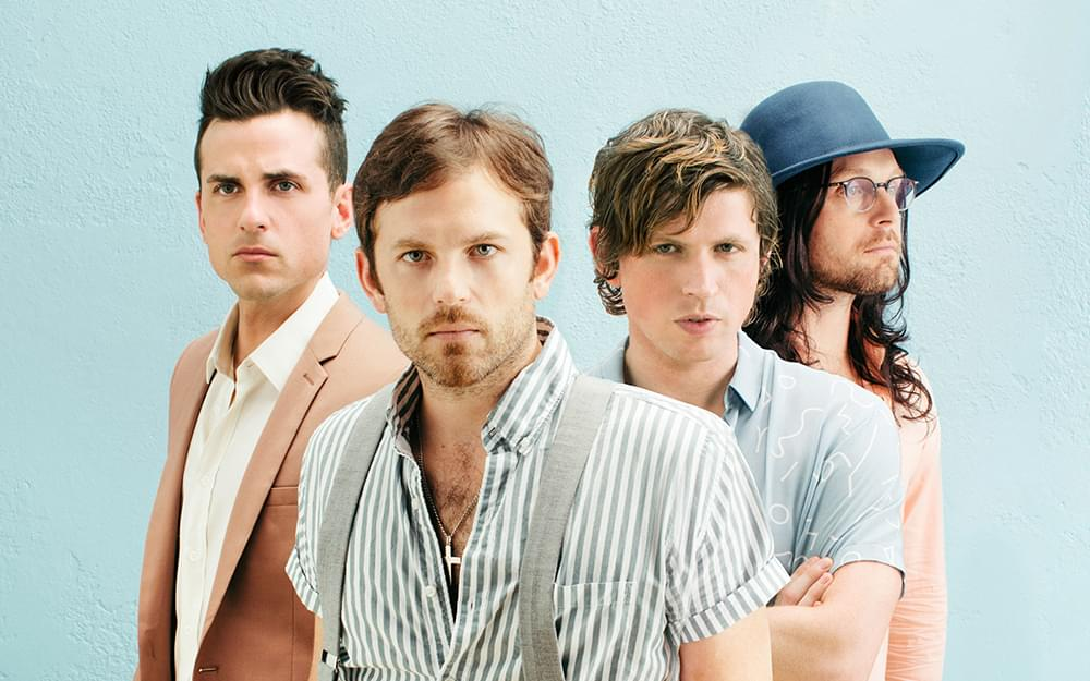 March 12: Kings of Leon