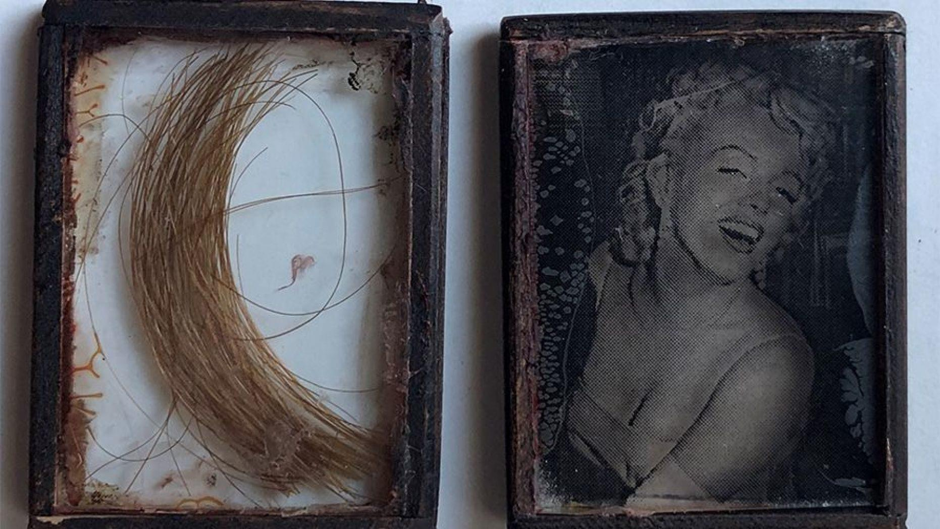 Looks Like you could have a piece of Marilyn Monroe!