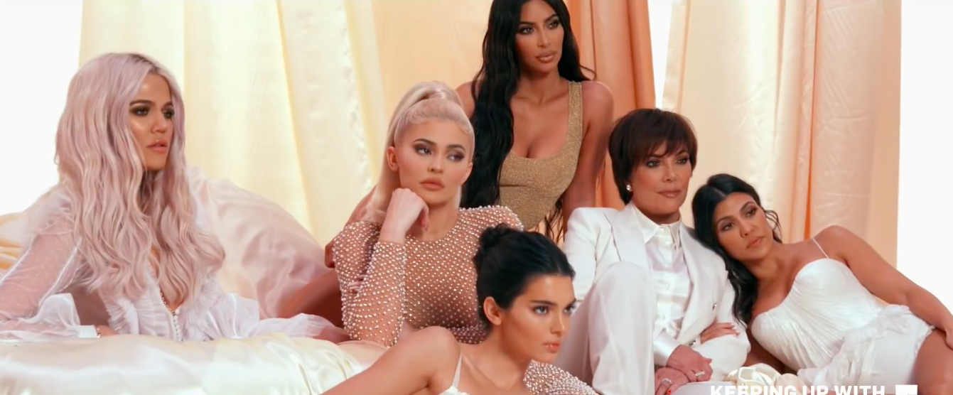 WATCH: Dramatic new 'Keeping Up With the Kardashians' trailer