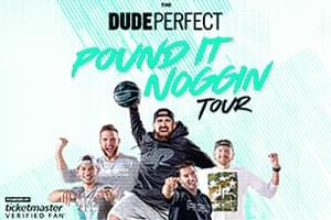 Aug 9: DUDE PERFECT