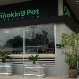 H-town's First CBD Coffee Shop Opens On 4/20