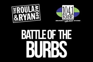 Battle of the Burbs Live Broadcast