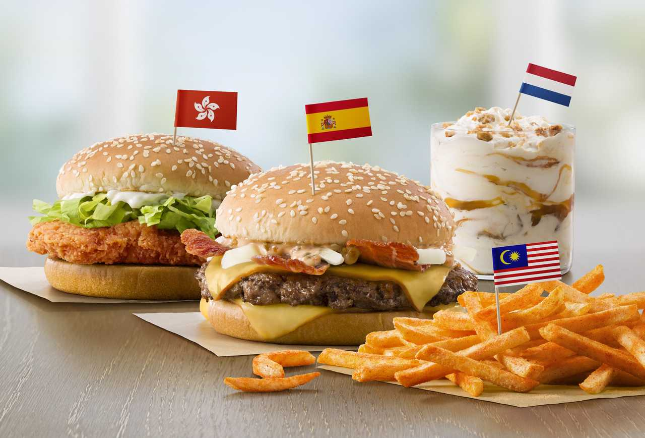 McDonald's is adding these items from the UK to their menu!