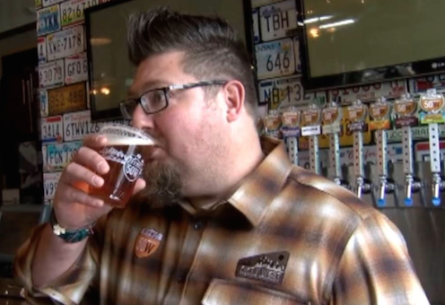 Bro Drinks Only Beer During Lent, Loses 40 Pounds