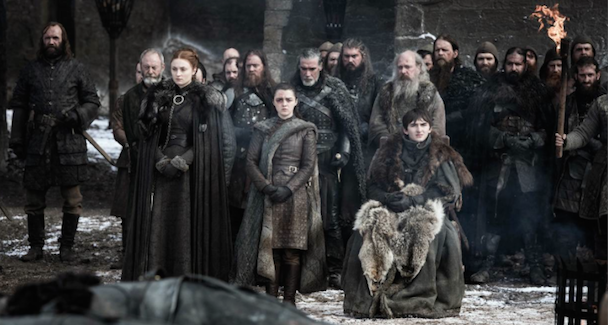 Water Bottle Makes Appearance In Series Finale of 'Game of Thrones'