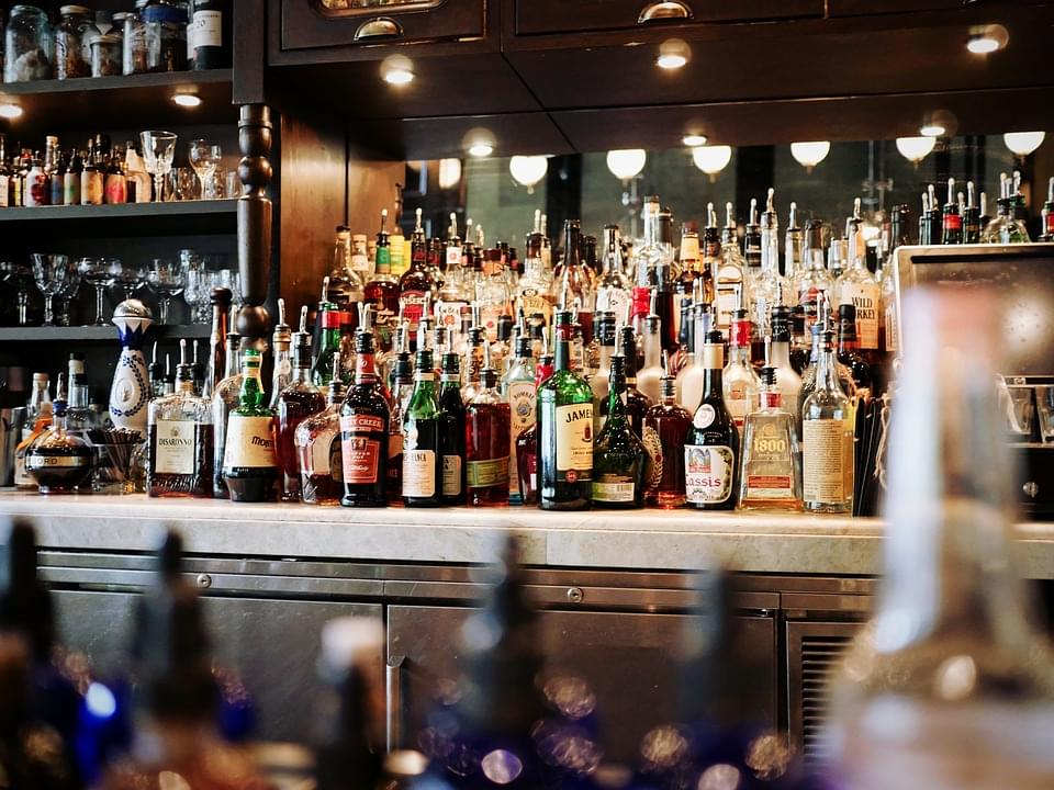 Man Hides in Bar Until It Closes for Free Drinks
