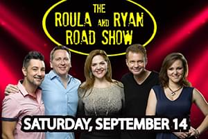 The Roula and Ryan Road Show