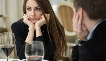 A Third Of Women Surveyed Only Date For Free Food