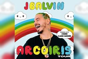 Win tickets to see J Balvin