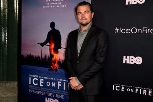 """LA Premiere Of HBO's """"Ice On Fire"""" - Arrivals"""