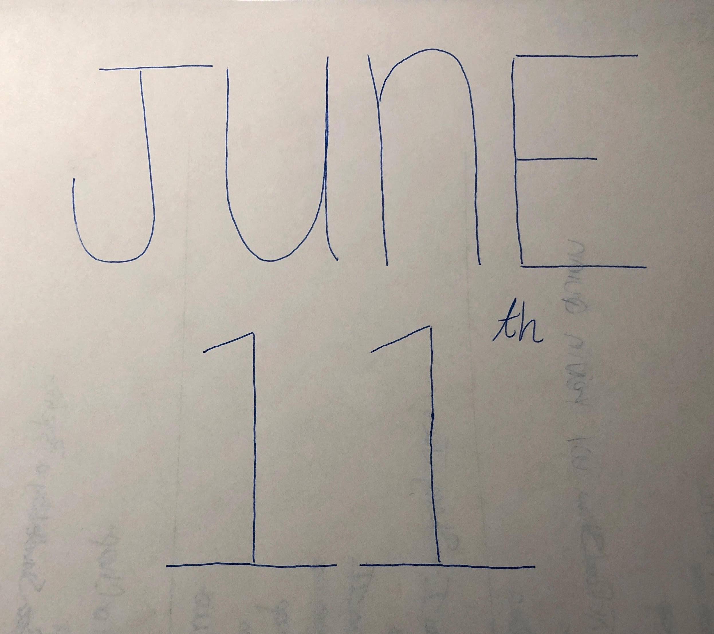 Teenager's Memory Keeps Resetting to June 11th