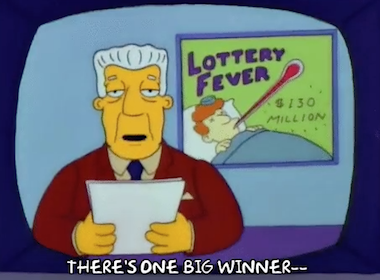 He Beat Cancer Twice And Won $4.6 Million Lottery