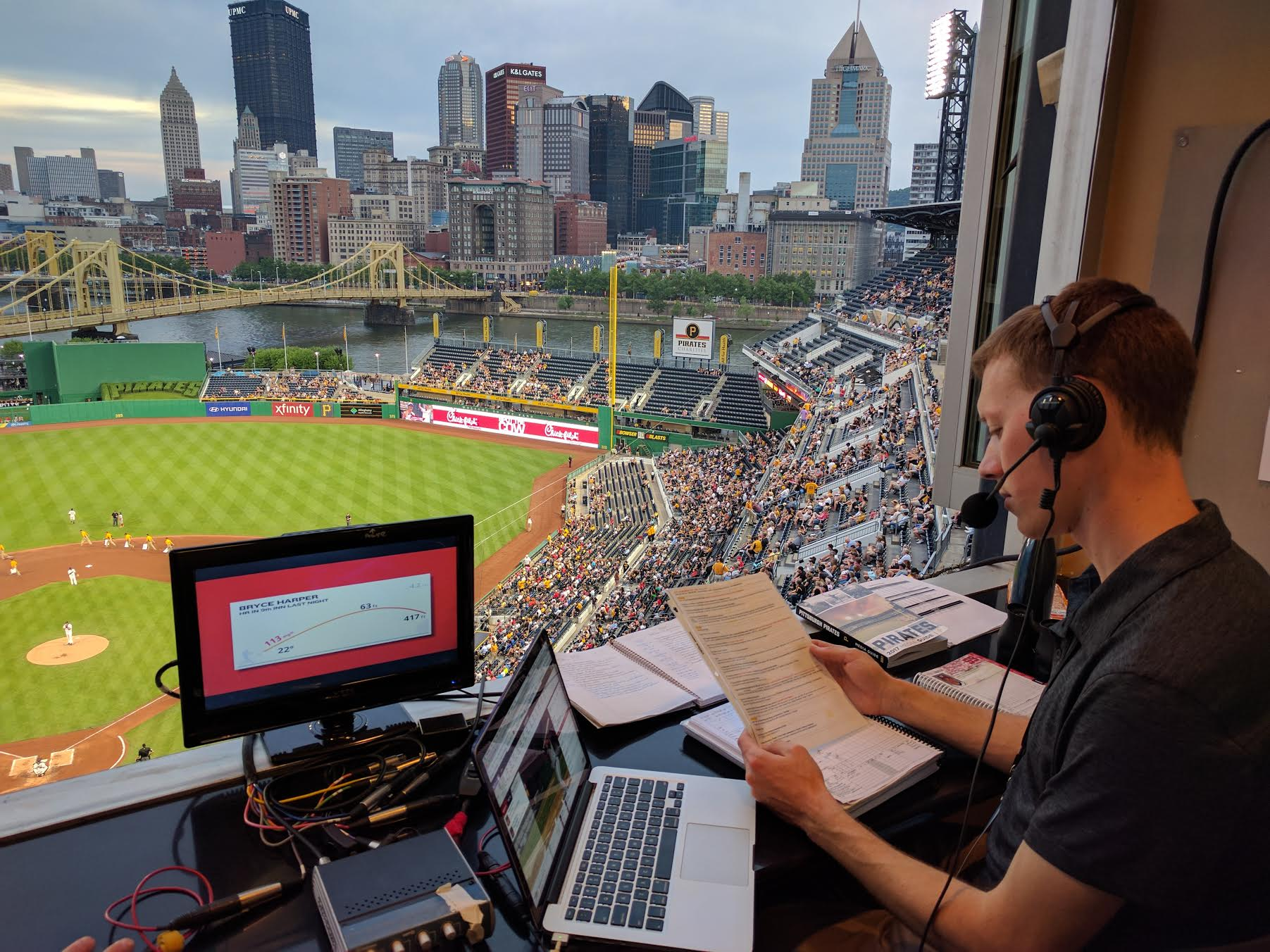 Syracuse Chiefs Broadcaster Kevin Brown Leaving July 30th