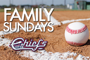 Family Sundays with The Rebel and the Syracuse Chiefs!