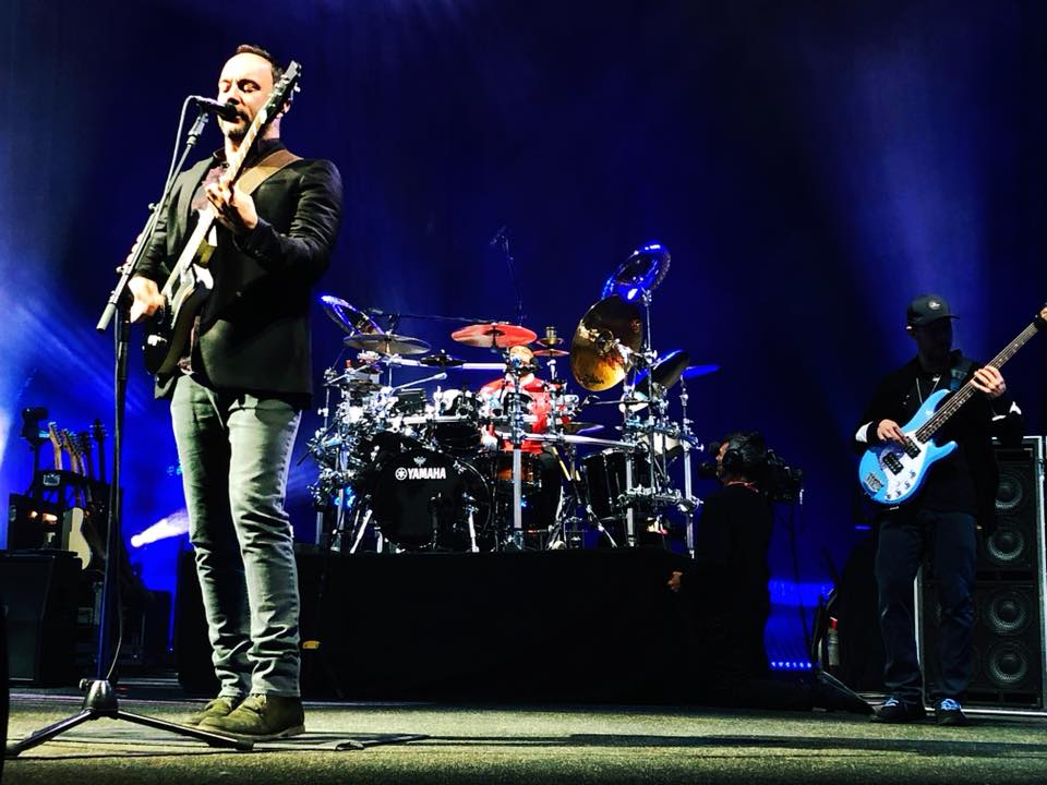 [Photo Gallery] Dave Matthews Band Lights up the Amp – June 5th 2018 Set List