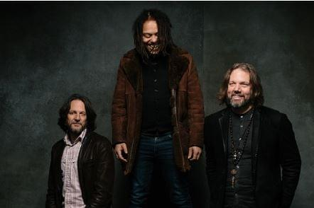 The Magpile Salute (w/ Rich Robinson from Black Crowes) @ Del Lago | July 19th