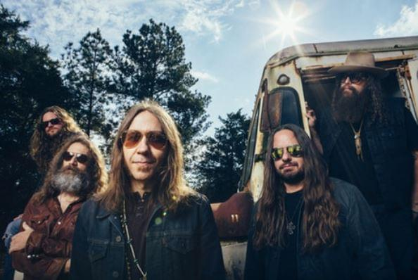 Blackberry Smoke @ Papermill Island | July 20th