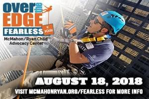 Help Dave Frisina GO OVER THE EDGE!!!  Click here to donate