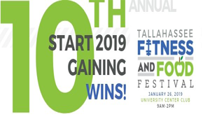 10th Annual Tallahassee Fitness And Food Festival