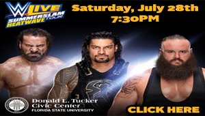 Win Tickets To The WWE Live Summerslam Heatwave Tour!