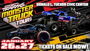 Win Tickets To The Traxxas Monster Truck Tour!