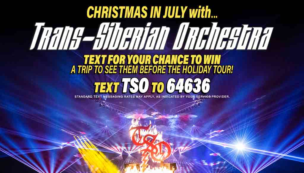 Christmas in July with Trans-Siberian Orchestra