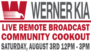 Community Cookout @Werner Kia