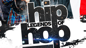 Win Tickets To Legends of Hip Hop!