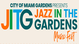 """WIN Tickets to """"Jazz in the Gardens""""!"""