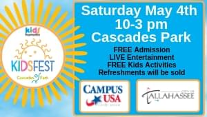 "Join us for the 18th annual ""Kidsfest""!"