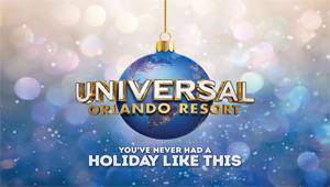BLAZIN' 102.3 WANTS TO SEND YOU TO UNIVERSAL ORLANDO RESORT™