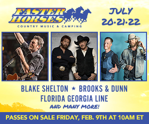 Faster Horses 2018