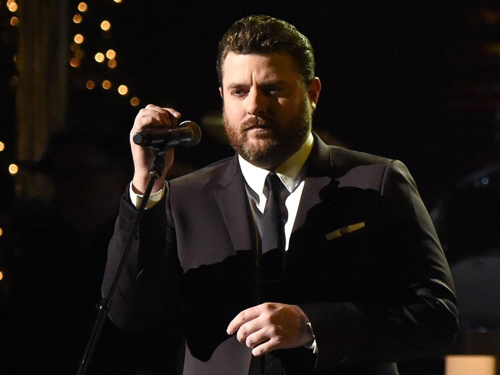 "Chris Young Releases Heartfelt Tune, ""Drowning,"" Inspired by Friend's Death [Listen]"