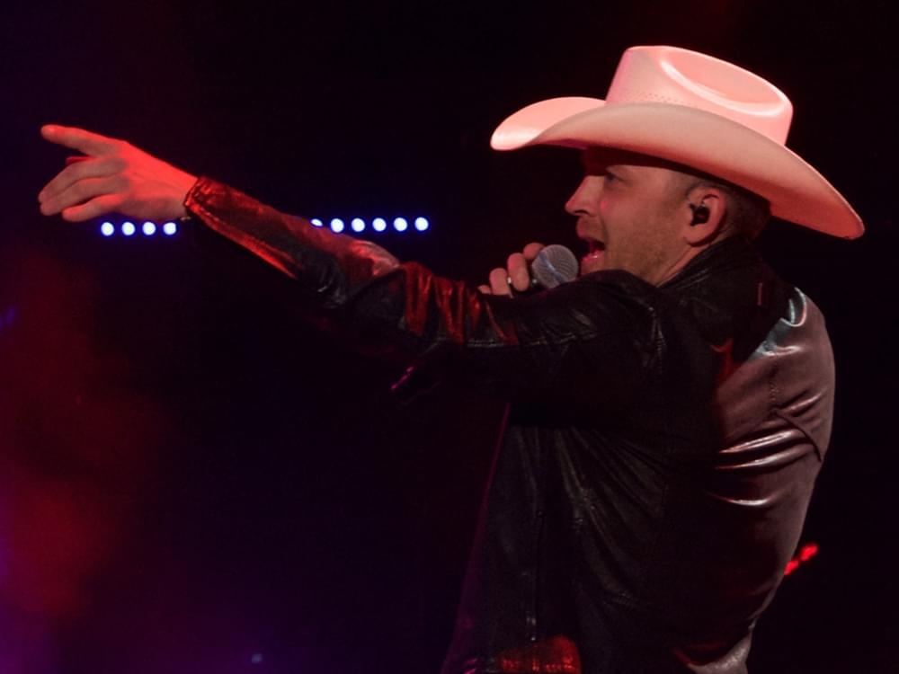 "Justin Moore Drops Spirited New Single, ""Why We Drink"" [Listen]"
