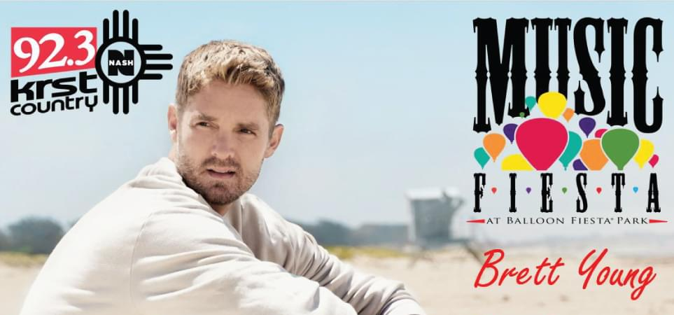 Music Fiesta with Brett Young and Tylor Brandon