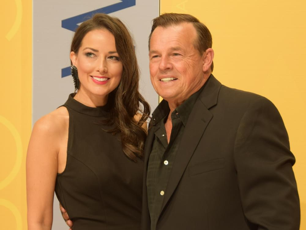 Sammy Kershaw & Mendy Gregory Welcome Baby Girl, Natelia Mae