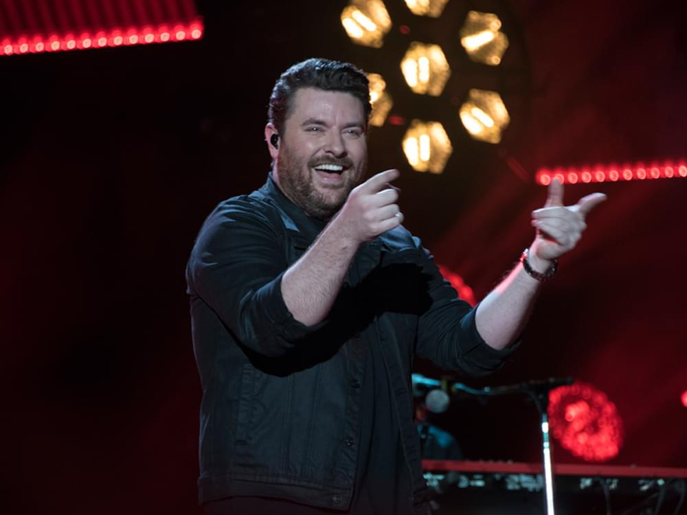 "Watch Chris Young Crank It Up in New ""Raised On Country"" Video"